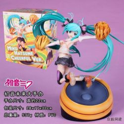 Vocaloid  Miku Figure(box pack...