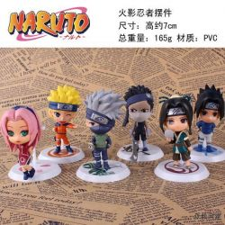 Naruto Key Chain(price for 6 p...