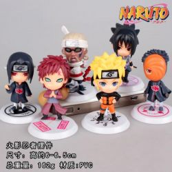 Naruto figure(price for 6 pcs ...