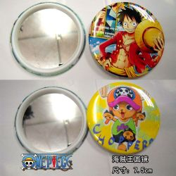 One Piece Luffy Mirror