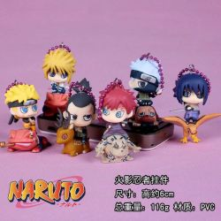 Naruto PVC Key Chain(price for...