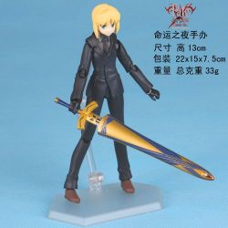 Fate Stay Night Saber 126 Figu...