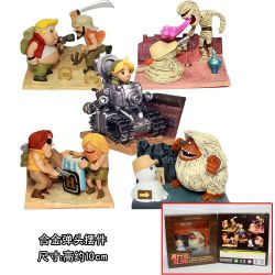Metal Slug figure(price for 5 ...