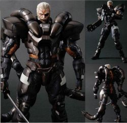 Metal Gear Solid Snake Figure(...