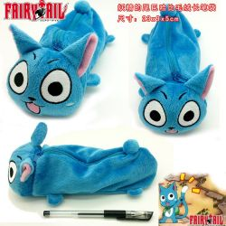 Fairy Tail Happy Pencil Bag