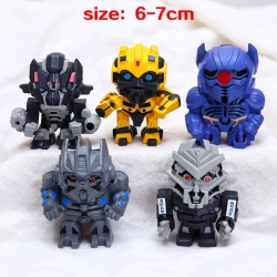 TransFormers figure 5 pcs for ...