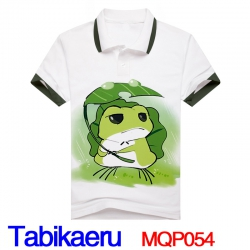 T-shirt Journey Frog MQP054 do...