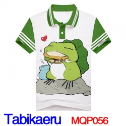 T-shirt Journey Frog MQP056 do...