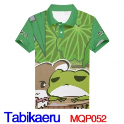T-shirt Journey Frog MQP052 do...