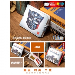 Transformers 5 PU Short Wallet...