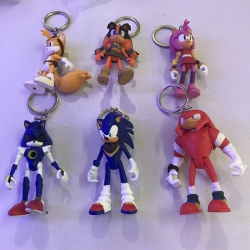 Figure Key Chain Sonic the Hed...