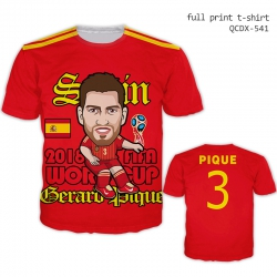T-shirt FIFA World Cup Spain S...