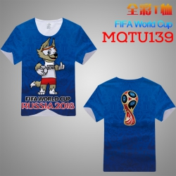 T-Shirt FIFA World Cup MQTU139...
