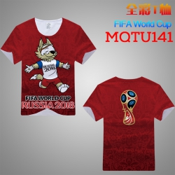 T-Shirt FIFA World Cup MQTU141...