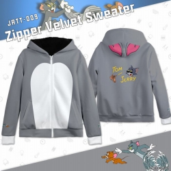 Tom and Jerry Full Color zippe...