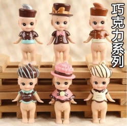 Sonny Angel BB doll Chocolate ...