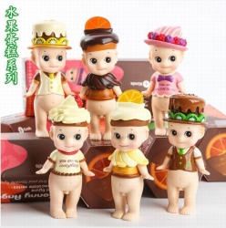 Sonny Angel BB doll Fruit cake...