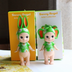 Sonny Angel BB doll Green Zou ...