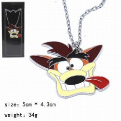 Crash Bandicoot Necklace penda...