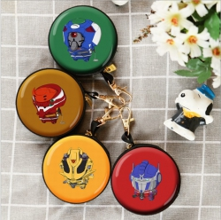 Transformers Coin purse headph...