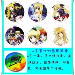 Magical Girl Lyrical Nanoha 6 ...