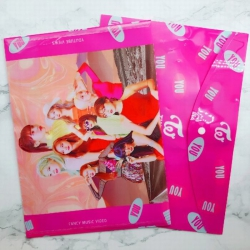 TWICE Folder file bag kit  32....
