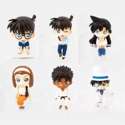 Detective conan a set of six A...
