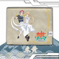 Shokugeki no Soma off-white Ha...