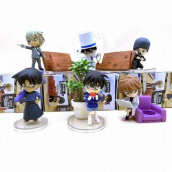 Detective conan a set of 6 Box...