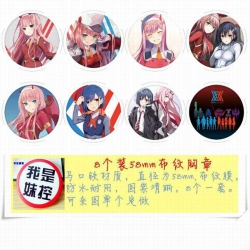 DARLING in the FRANXX Circular...