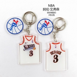 NBA Allen Iverson Popular jers...