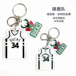 NBA Milwaukee Bucks Giannis An...