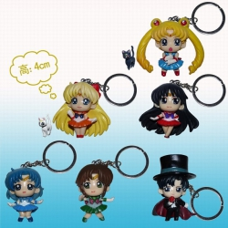 SailorMoon 1th generation Keyc...