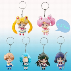 SailorMoon 2th generation Keyc...