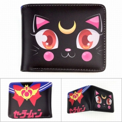SailorMoon Cat Full color PU t...