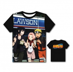 Naruto Full color printing flo...