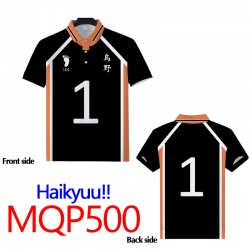 Haikyuu!! Full color POLO lape...