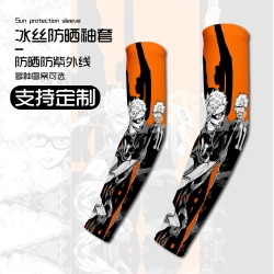 Haikyuu!! sunscreen sleeves su...