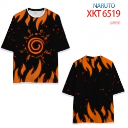 Naruto Loose short-sleeved T-s...