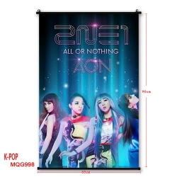 K-POP Anime plastic pole cloth...